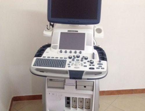 GE Logiq E9 BT10