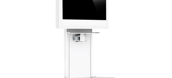 Display LCD 46'' medicale NEC MD461OR con stand