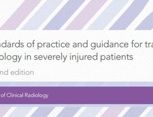 Standards for trauma radiology